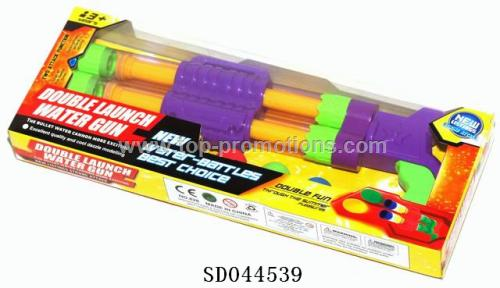 Double Launch Water Gun