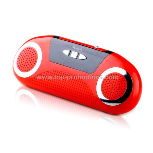 Multifunctional USB Speaker