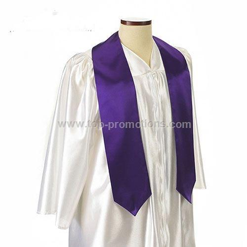 Graduation Sash Color - PURPLE
