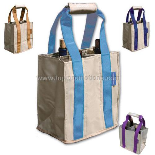 Fine Whines Party To Go Tote Bag