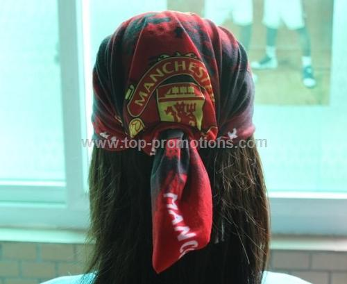 Club Scarf,Printed scarf