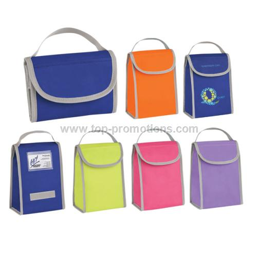 Non-Woven Folding ID Lunch Bag