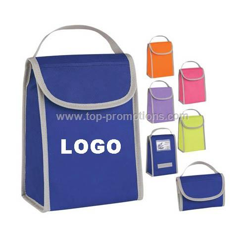 Non Woven Folding Identification Lunch Bag