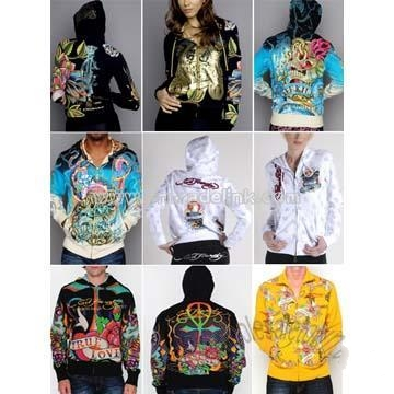 Newest Style Hot Sale Ed Hardy Hoody