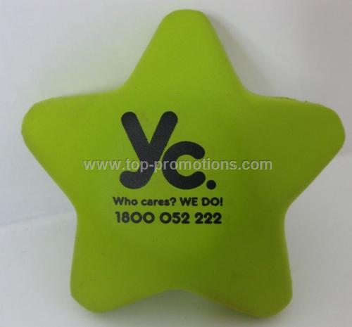 Round PU Anti Stress Ball