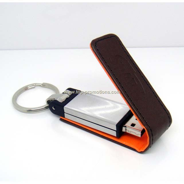 Leather USB Memory stick