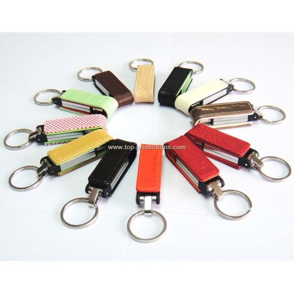 Leather USB Stick