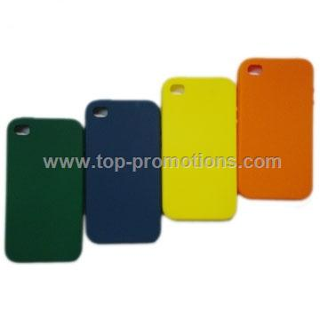 Silicone case for Iphone 4G