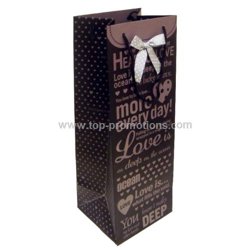Wine Gift Paper Bag