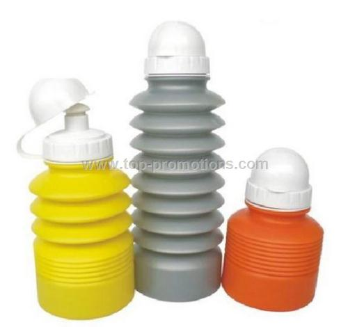 Colorfull Collapsible Water Bottle