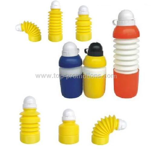 180ml-550ml collapsible water bottle