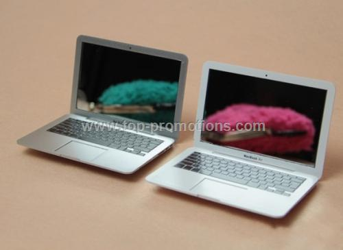 promotional Macbook mirror