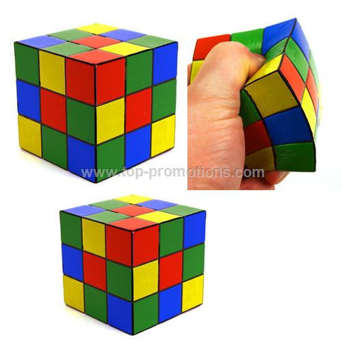Rubik is s Cube Stress Reliever Ball