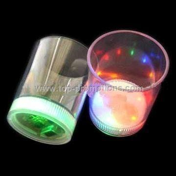 Flashing LED Cups