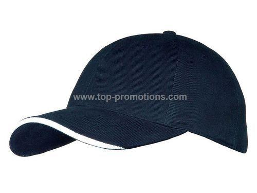 Heavy Weight Brushed Cotton Cap