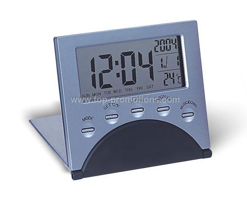 Table Clocks, Calendar Clock