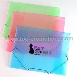 Polypropylene Action Case - Translucent