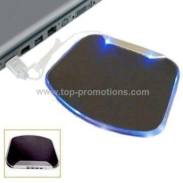 Light Mat USB Mouse Pads