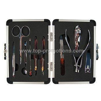 10 in 1 manicure set
