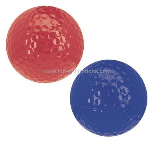 Color Golf Balls