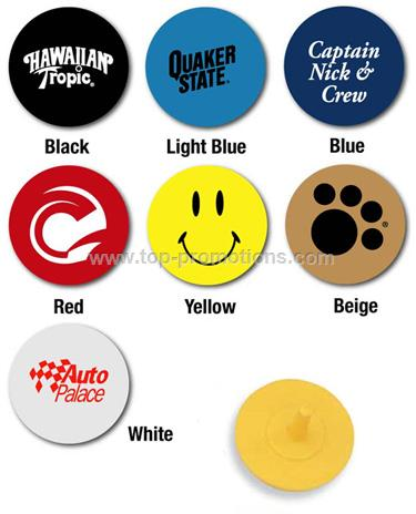 Plastic Golf Ball Marker