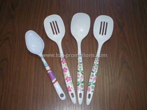 Melamine Spoon And Fork