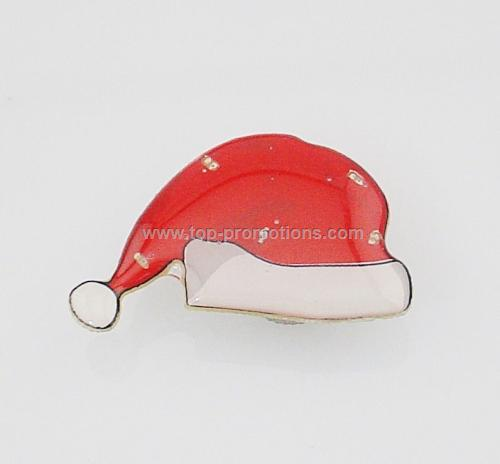 Christmas Flashing Pin