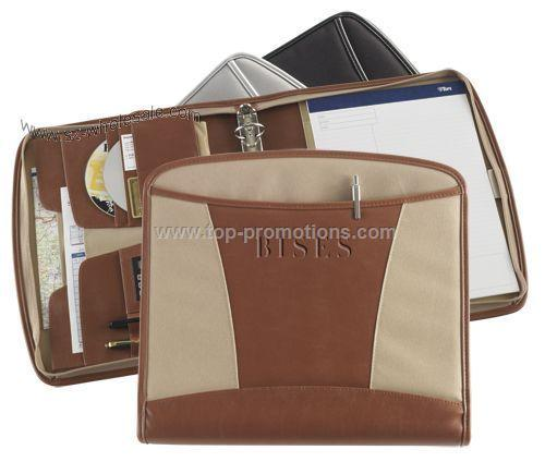 Profile Zippered Execufolio