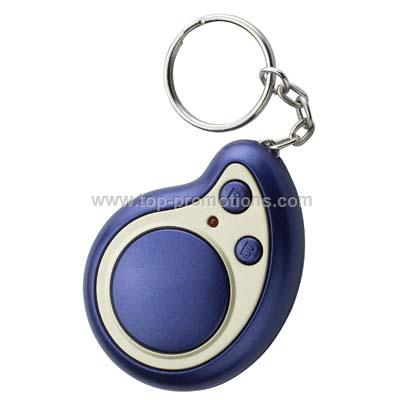 SIM Card Backup Device with Keyring