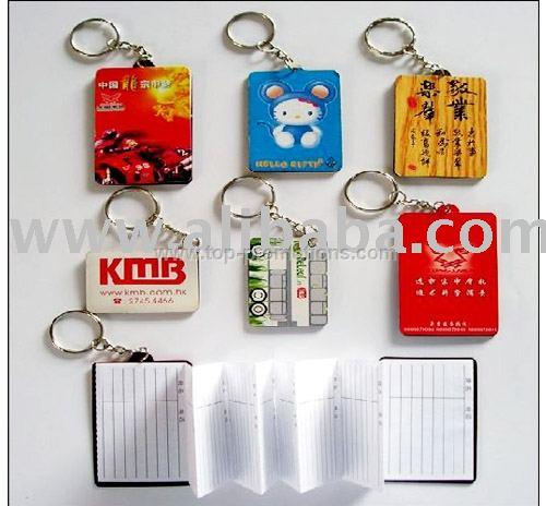 Magnetic Phone Book keychain