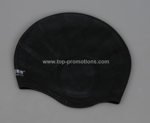 100 silicone swimming cap