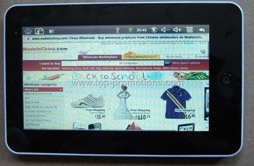Touch Screen Tablet PC