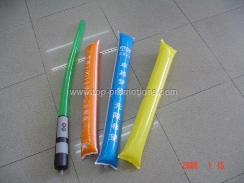 inflatable sticks cheering sticks fans sticks