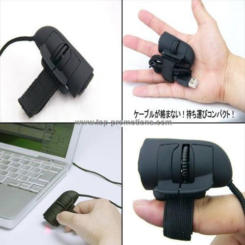 USB Finger Mouse