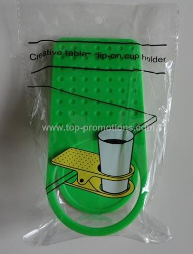 cup holder Magzine clip
