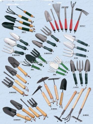 Well wholesale promotional gift wholesale wholesale for Landscaping tools names