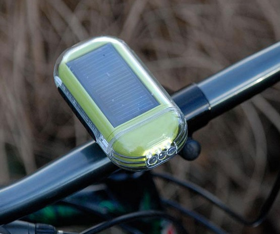 Solar Bicycle Lamp