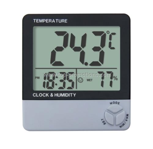 CLOCK DIGITAL THERMOMETER MODULE