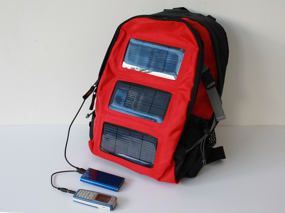 Solar Backpack /Charger B