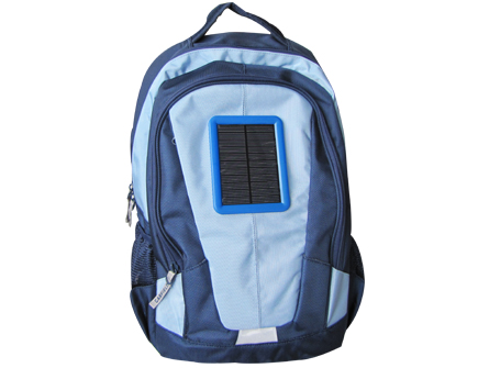 Solar backpack,solar energy backpack,solar bag