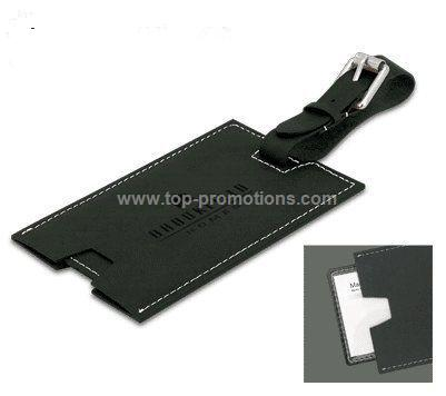 Tuscany Luggage Tag BLACK