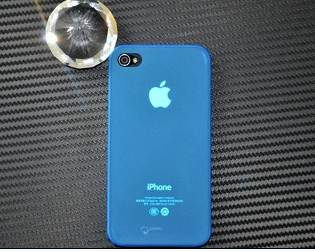 AproLink Luminous Shell Case for iPhone 4/S