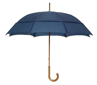 GustBuster Classic 48-Inch Automatic Golf Umbrella