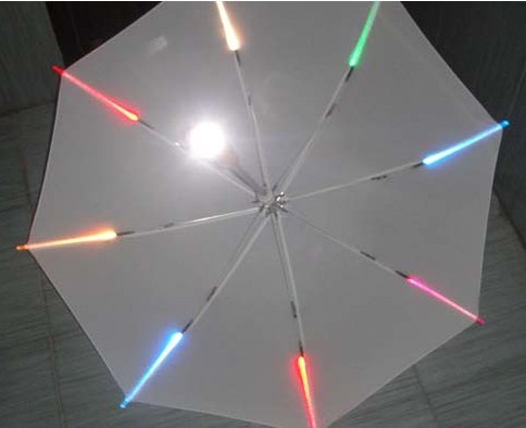 Transparent LED Umbrella
