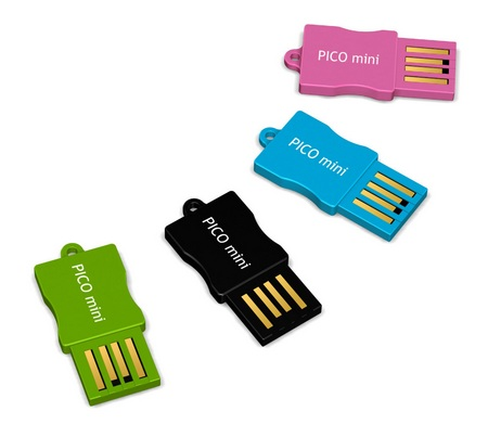 Super Talent Pico Mini USB Flash Drive