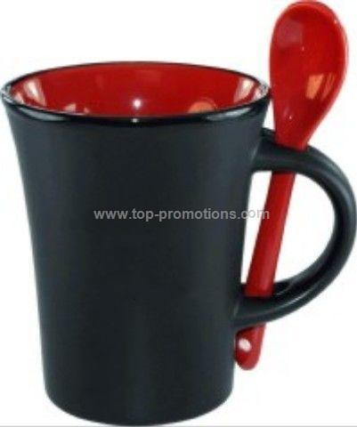 9.5 Oz. Hilo Ceramic Coffee Mug