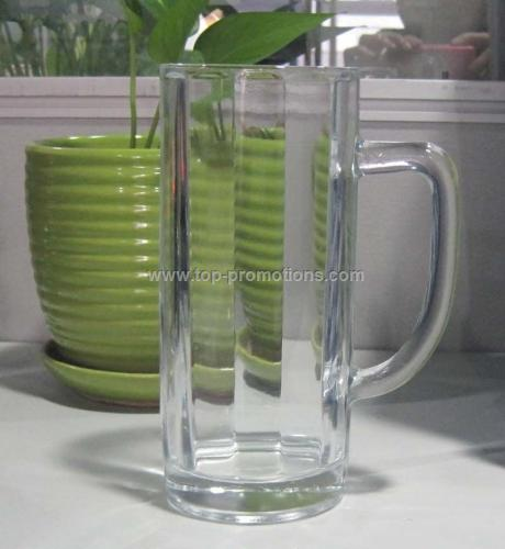 23OZ glass beer mug