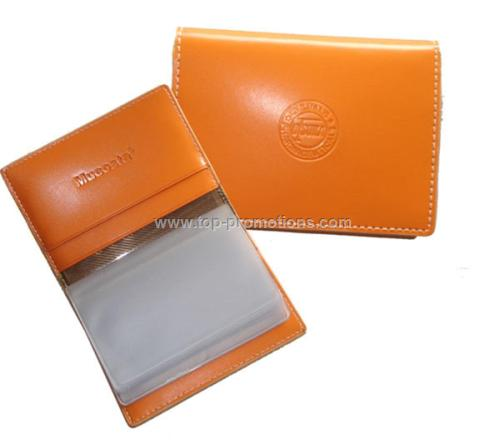leather Credit Card holder,Bank Card holder