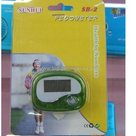 simple MINI pedometer