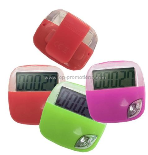 Single function Pedometers